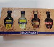 Becherovka Set 4 x 0,05l
