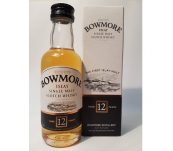 Bowmore 12y 0,05l 40%