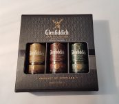 Glenfiddich Cask Collection 3 x 0,05l 40%