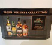 Irish Whiskey Collection 4 x 0,05l 40%