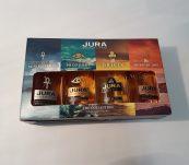 Isle of Jura Collection 4 x 0,05l