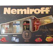 Nemiroff collection 5 x 0,1l