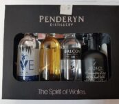 Penderyn Collection 4 x 0,05l