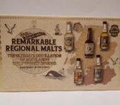 Remarkable Regional Malts Blended Whisky 5 x 0,05l 46%